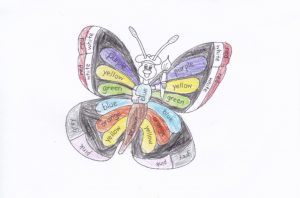 "Merlin 30/03/2020, Thème ""Papillon"""